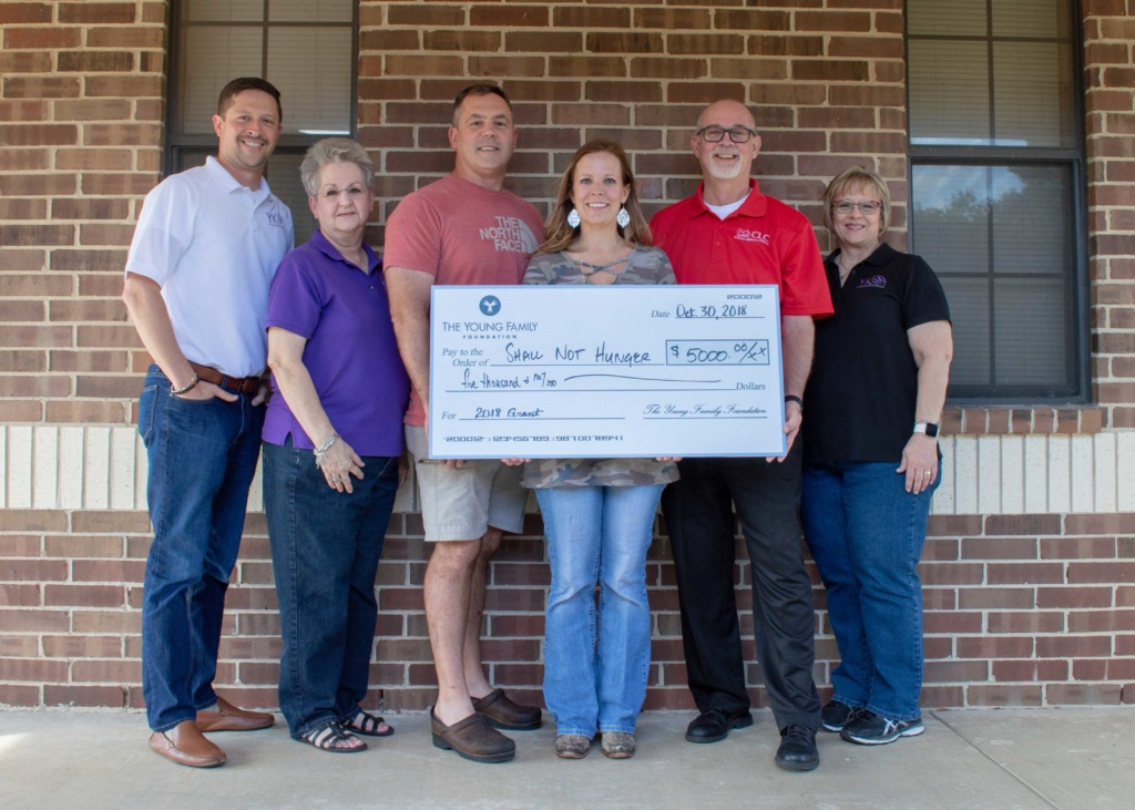 YK Communications supports local charitable organization in El Campo, TX.