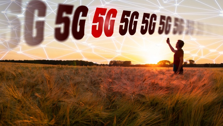 5g replacing rural internet