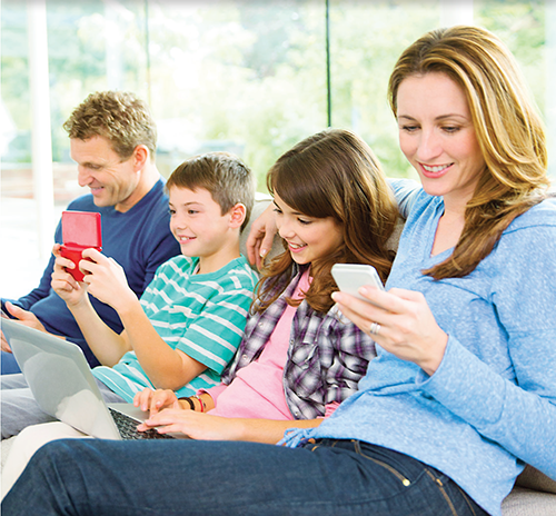 Experience Whole Home Wi-Fi